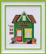 VDV Delicatessen Cross Stitch Kit