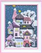 VDV Anne's House Embroidery Kit
