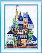 VDV John's House Embroidery Kit