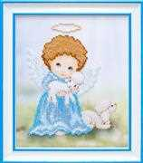VDV Angel Embroidery Kit