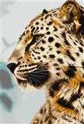 Luca-S The Leopard Cross Stitch Kit