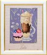 VDV Latte Embroidery Kit