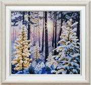 VDV Winter Dawn Embroidery Kit