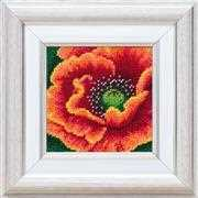 VDV Flaming Flower Embroidery Kit