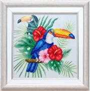 VDV Toucans Embroidery Kit