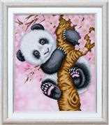 VDV Panda Embroidery Kit