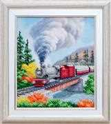 VDV Autumn Express Embroidery Kit