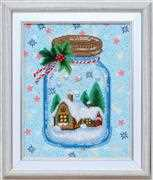 VDV Fabulous Holidays Embroidery Kit