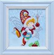 VDV Happy Holidays Embroidery Kit