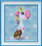 VDV Unicorn Embroidery Kit