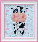 VDV Cow Embroidery Kit