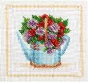 Garden Flowers - VDV Cross Stitch Kit