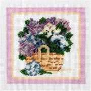 Spring Flowers - VDV Cross Stitch Kit