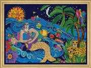 Mermaid - Design Works Crafts Cross Stitch Kit