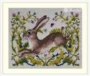 Merejka The Hare Cross Stitch Kit