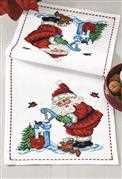 Waterpump Runner - Permin Cross Stitch Kit