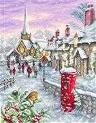 Christmas Eve - Luca-S Cross Stitch Kit