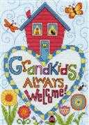 Dimensions Grandkids Cross Stitch Kit