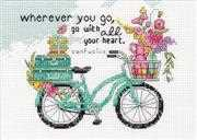 Wherever You Go - Dimensions Cross Stitch Kit
