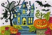 Bothy Threads Spooky! Cross Stitch Kit