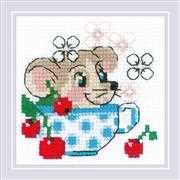 RIOLIS Jam Day Cross Stitch Kit