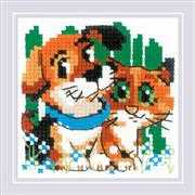 RIOLIS Stick with Me Cross Stitch Kit