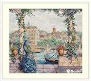 Palace Pier - Merejka Cross Stitch Kit