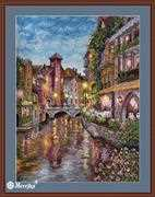 Le Riviera - Merejka Cross Stitch Kit
