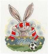 Bothy Threads Footy Mad Cross Stitch Kit