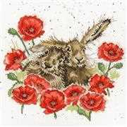 Love is in the Hare - Bothy Threads Cross Stitch Kit