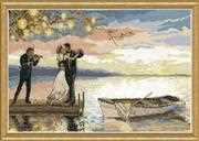 Twilight Romance - Design Works Crafts Cross Stitch Kit