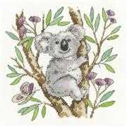 Koala - Heritage Cross Stitch Kit