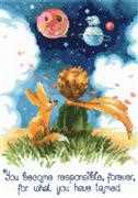 RIOLIS The Little Prince Cross Stitch Kit
