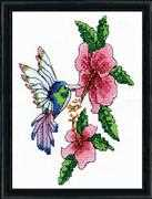 Hummingbird - Design Works Crafts Cross Stitch Kit