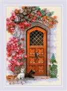 RIOLIS Scottish Door Cross Stitch Kit