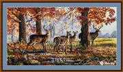Merejka Under the Oaks Cross Stitch Kit