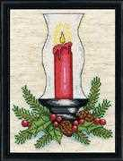 Design Works Crafts Candle Cross Stitch Kit