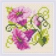 RIOLIS Purple Bindweed Craft Kit
