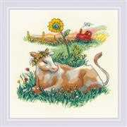 RIOLIS Summer Beauty Cross Stitch Kit