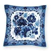 RIOLIS Gzhel Painting Cushion/Panel Cross Stitch Kit
