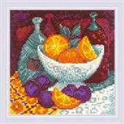 RIOLIS Oranges Cross Stitch Kit