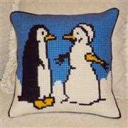 Gobelin-L Penguins Christmas Cross Stitch Kit