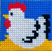 Gobelin-L Hen Cross Stitch Kit