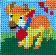 Gobelin-L Cow Cross Stitch Kit