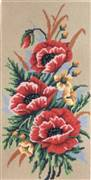 Gobelin-L Poppies Tapestry Canvas