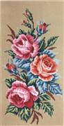 Gobelin-L Exotic Roses Tapestry Canvas
