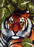 Gobelin-L Tiger Tapestry Canvas