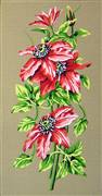 Gobelin-L Poinsettia Tapestry Canvas