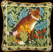 Bothy Threads Woodland Fox Cushion Tapestry Kit