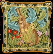 Bothy Threads Woodland Hare Cushion Tapestry Kit